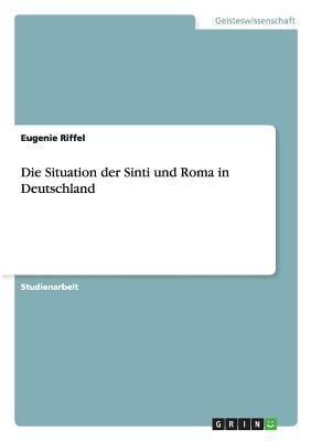 Die Situation Der Sinti Und Roma in Deutschland 9783640441792