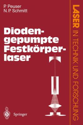 Diodengepumpte Festk Rperlaser 9783642851919