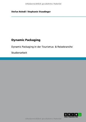 Dynamic Packaging 9783640730247
