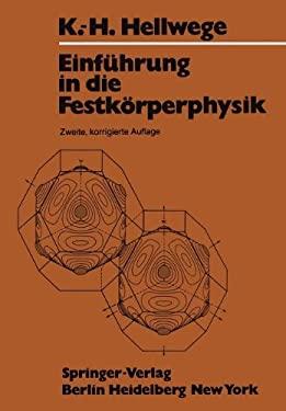 Einf Hrung in Die Festk Rperphysik 9783642966125