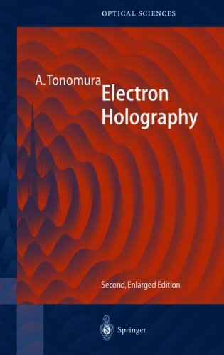 Electron Holography 9783642084218