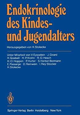 Endokrinologie Des Kindes- Und Jugendalters 9783642966958