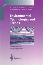 Environmental Technologies and Trends: International and Policy Perspectives 21011230