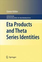Eta Products and Theta Series Identities