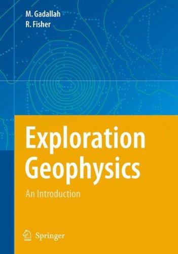 Exploration Geophysics 9783642098895