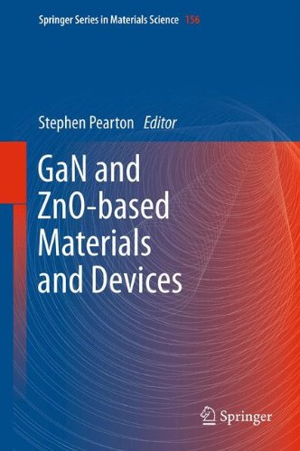 Gan and Zno-Based Materials and Devices 9783642235207