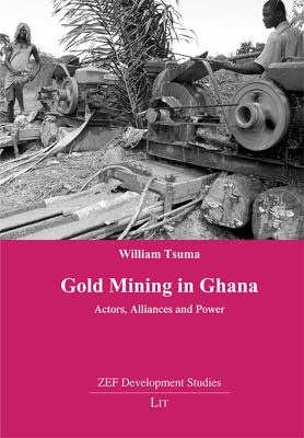 Gold Mining in Ghana: Actors, Alliances and Power 9783643108111