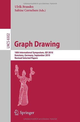 Graph Drawing: 18th International Symposium, GD 2010, Konstanz, Germany, September 21-24, 2010, Revised Selected Papers 9783642184680