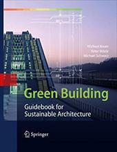 Green Building: Guidebook for Sustainable Architecture 8006450