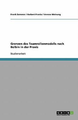Grenzen Des Teamrollenmodells Nach Belbin in Der Praxis 9783640259809