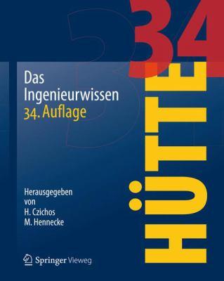 H Tte - Das Ingenieurwissen 9783642228490