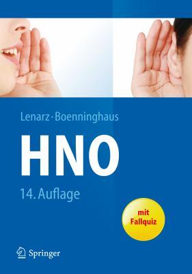 Hals-Nasen-Ohren-Heilkunde 9783642211300