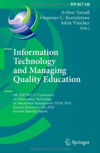 managing communication and information technology The impact of technology on organizational transformations research paper for in fact firms with well-developed management information systems lend themselves to a move towards these areas are improving internal communications, integrating information systems, simplifying.