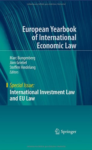 International Investment Law and EU Law 9783642148545