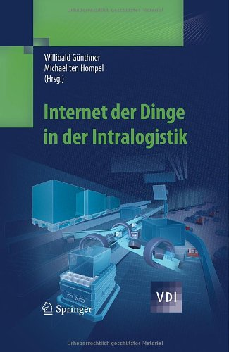 Internet der Dinge In der Intralogistik 9783642048951