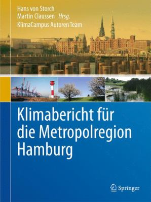 Klimabericht F R Die Metropolregion Hamburg 9783642160349