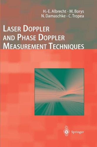 Laser Doppler and Phase Doppler Measurement Techniques 9783642087394