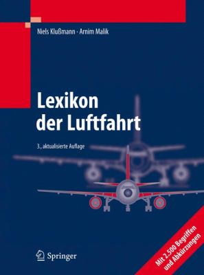 Lexikon Der Luftfahrt 9783642224997