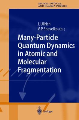 Many-Particle Quantum Dynamics in Atomic and Molecular Fragmentation 9783642056260