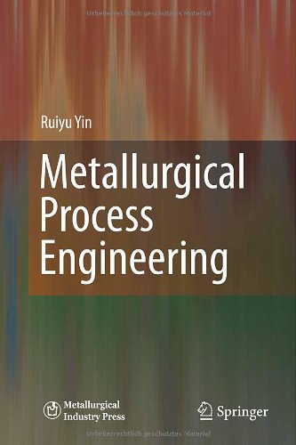 Metallurgical Process Engineering 9783642139550