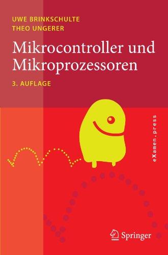 Mikrocontroller Und Mikroprozessoren 9783642053979