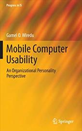 Mobile Computer Usability: An Organizational Personality Perspective 21378704