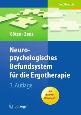 Neuropsychologisches Befundsystem Fur die Ergotherapie 9783642105340