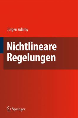 Nichtlineare Regelungen 9783642007934