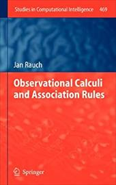 Observational Calculi and Association Rules 12666761