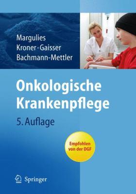 Onkologische Krankenpflege 9783642051265