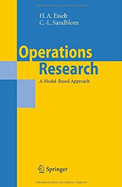 Operations Research: A Model-Based Approach 9783642103254