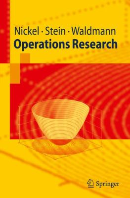 Operations Research 9783642226236