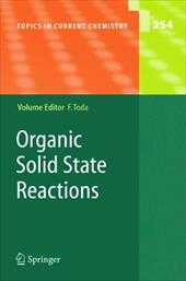 Organic Solid State Reactions 10984365