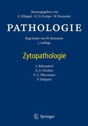 Pathologie: Zytopathologie 9783642045615