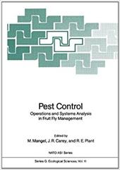 Pest Control: Operations and Systems Analysis in Fruit Fly Management 19317063