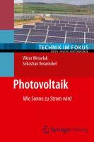 Photovoltaik: Wie Sonne Zu Strom Wird 9783642242960