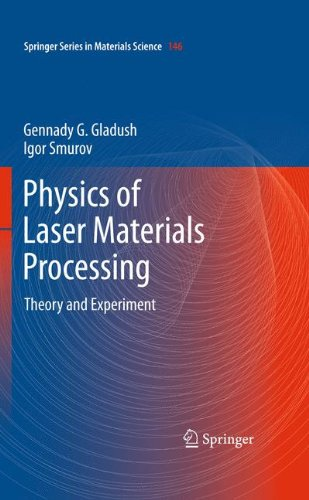 Physics of Laser Materials Processing: Theory and Experiment 9783642192425