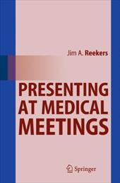 Presenting at Medical Meetings