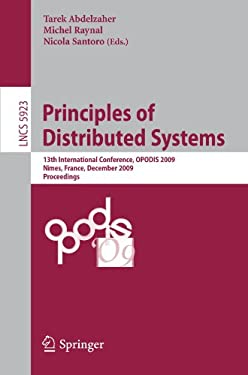 Principles of Distributed Systems 9783642108761