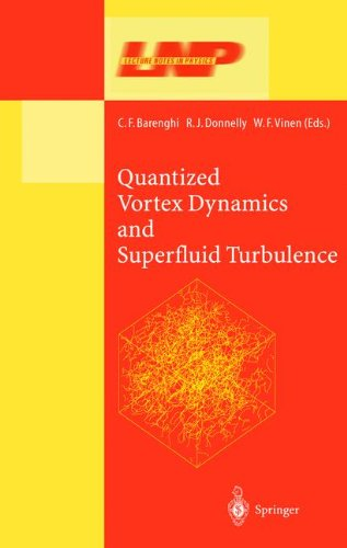 Quantized Vortex Dynamics and Superfluid Turbulence 9783642075896