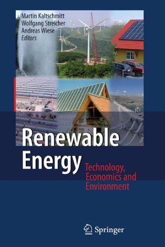 Renewable Energy: Technology, Economics and Environment 9783642089947