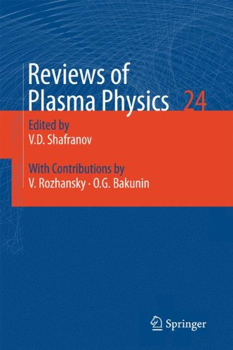 Reviews of Plasma Physics 9783642094019