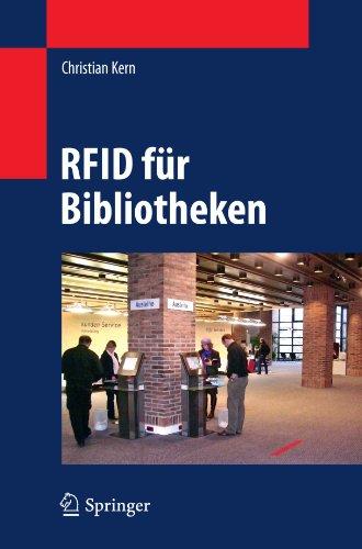 Rfid Fur Bibliotheken (2011) 9783642053931