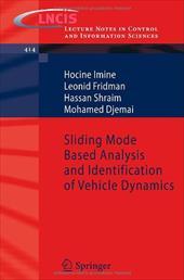 Sliding Mode Based Analysis and Identification of Vehicle Dynamics 14956102