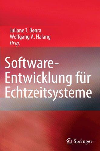 Software-Entwicklung F R Echtzeitsysteme 9783642015953