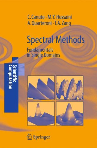 Spectral Methods: Fundamentals in Single Domains 9783642068003