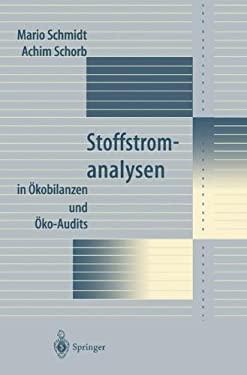 Stoffstromanalysen: In Kobilanzen Und Ko-Audits 9783642797941