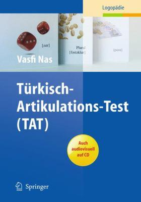 T Rkisch-Artikulations-Test (Tat) 9783642038112