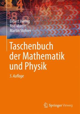Taschenbuch Der Mathematik Und Physik 9783642312601