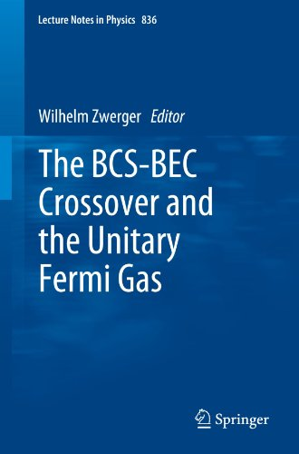 The BCS-Bec Crossover and the Unitary Fermi Gas 9783642219771